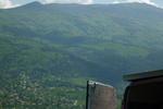 Острица, връх Острец и връх Селимица