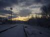 Драгичево през зимата