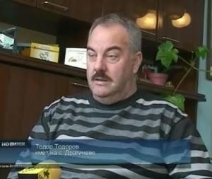Кметът на Драгичево Тодор Тодоров апелира към жителите чрез ТВ Кракра