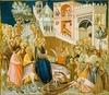 Цветница: Влизането на Христос в Йерусалим